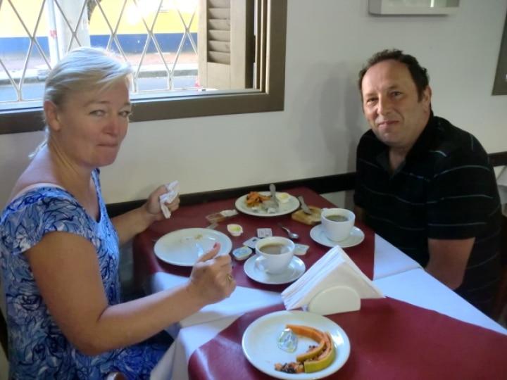 Andrea e Mark Landart