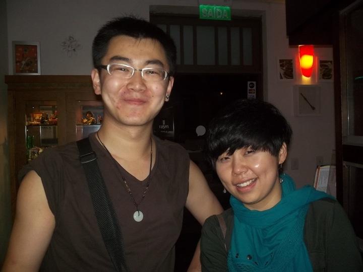 Shi Fangyu e Gai Xian